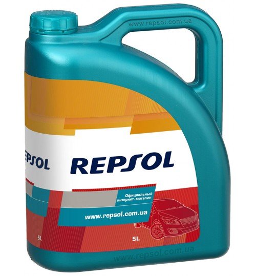 REPSOL CARTAGO EP MULTIGRADO 80W90, 5л