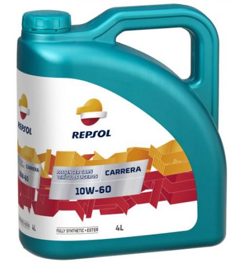 REPSOL CARRERA 10W60, 4л