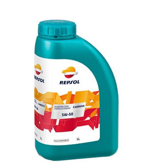 REPSOL CARRERA 5W50, 1л