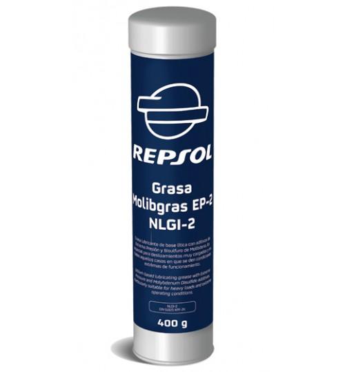 REPSOL GRASA MOLIBGRAS EP-2, 400мл