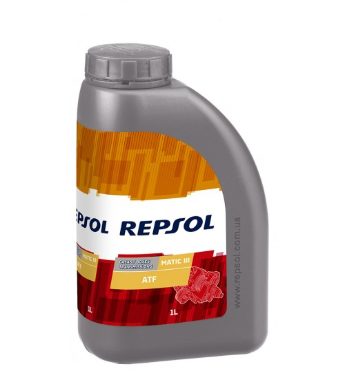 REPSOL MATIC III ATF, 1л