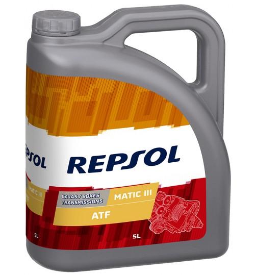 REPSOL MATIC III ATF, 5л