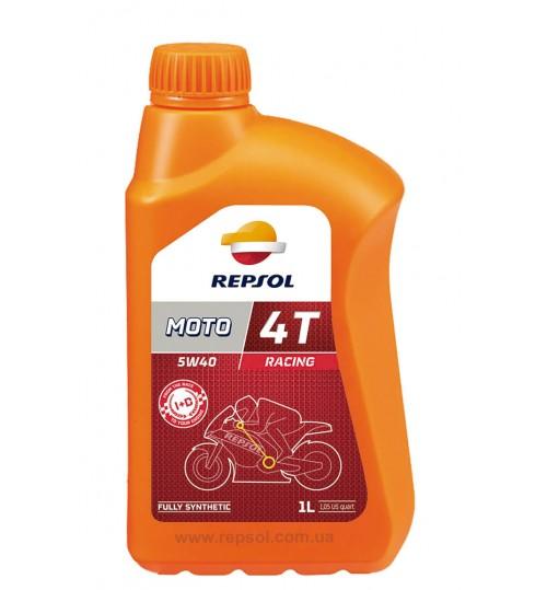 REPSOL MOTO RACING 4T 5W40, 1л