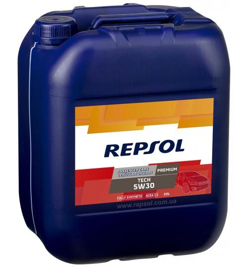 REPSOL PREMIUM TECH 5W30, 20л